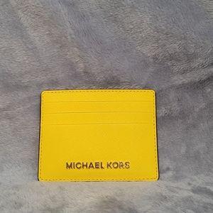 Michael Kors Jet Setter Card Holder